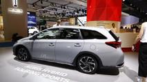 Toyota Auris Sports Touring Frankfurt