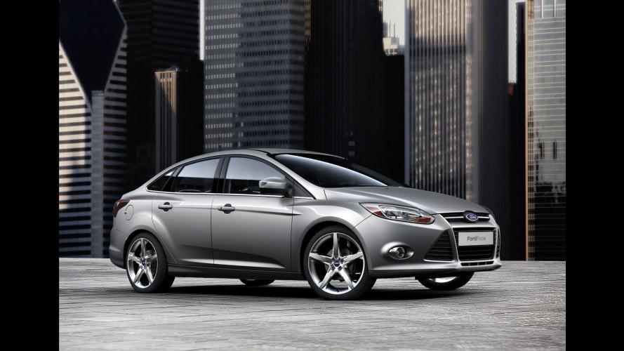 Nuova Ford Focus, il test globale si terrà in Spagna