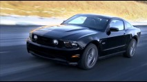 VÍDEO: Veja mais detalhes do novo Ford Mustang e seu motor V8 em funcionamento