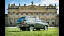 Range Rover: primeiro exemplar produzido será leiloado pelo preço de um novo