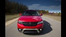 Dodge Journey edição Crossroad chega ao Brasil por R$ 137,9 mil