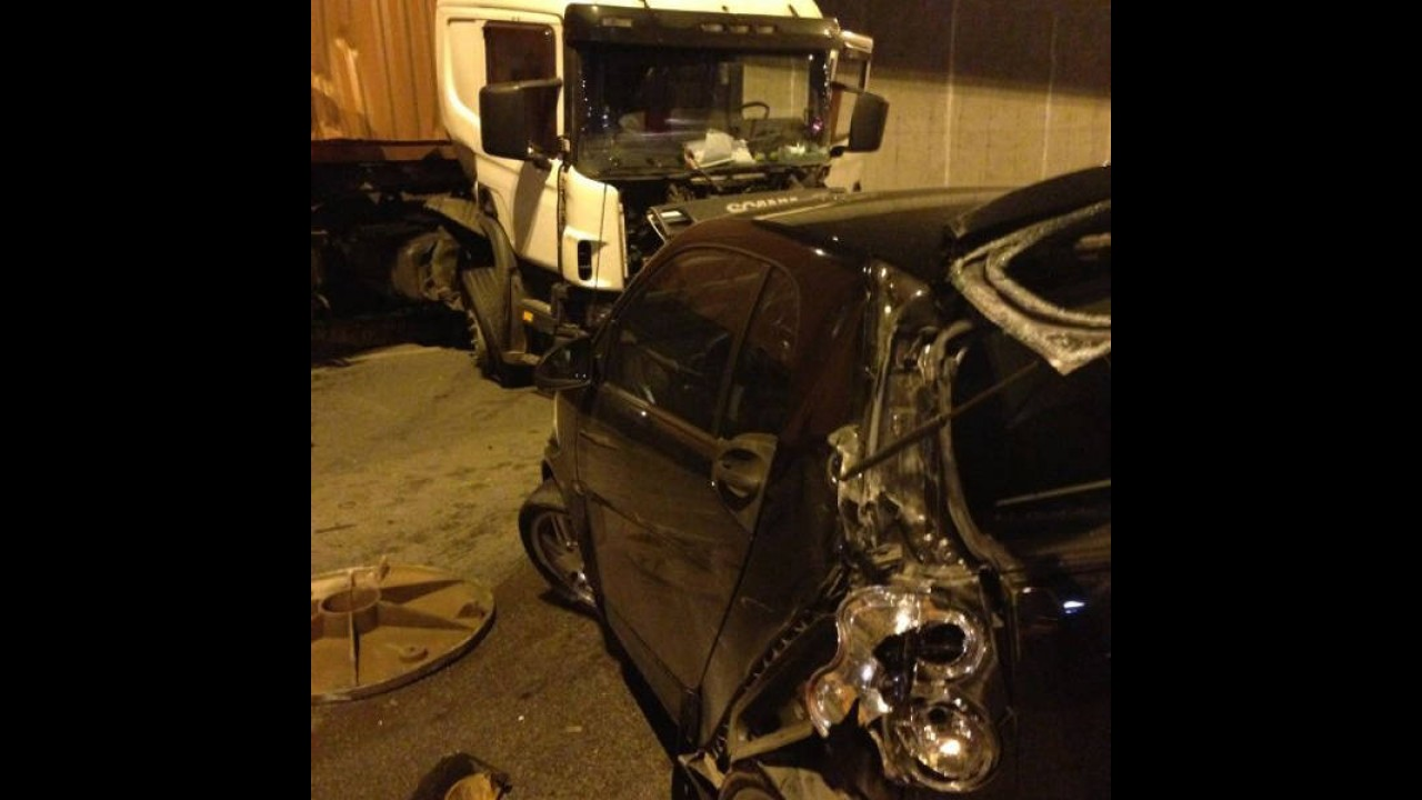"""Integrante do """"Pânico"""" sofre acidente em São Paulo"""