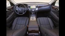 Modelo mais caro da Hyundai, sedã grande Equus chega ao Brasil em junho