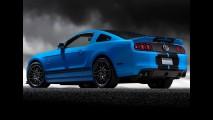 Motor do Ford Mustang Shelby GT500 é eleito o V8 mais potente do mundo