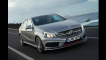 Mercedes confirma motores do novo Classe A