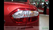 Salão do Automóvel: Renault lança Fluence com motor 2.0 Flex e câmbio CVT - Veja fotos