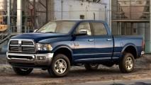 Dodge deve lançar Ram 2500 2012 no fim do ano no Brasil