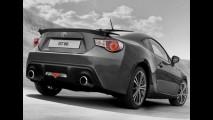 Toyota GT 86 finalmente revelado oficialmente