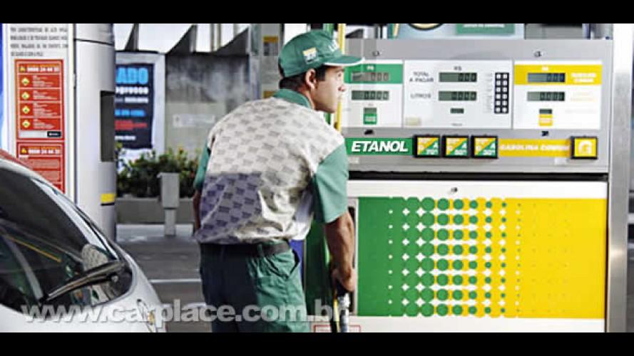 Governo reduzirá proporção do etanol na gasolina para 20% a partir de outubro