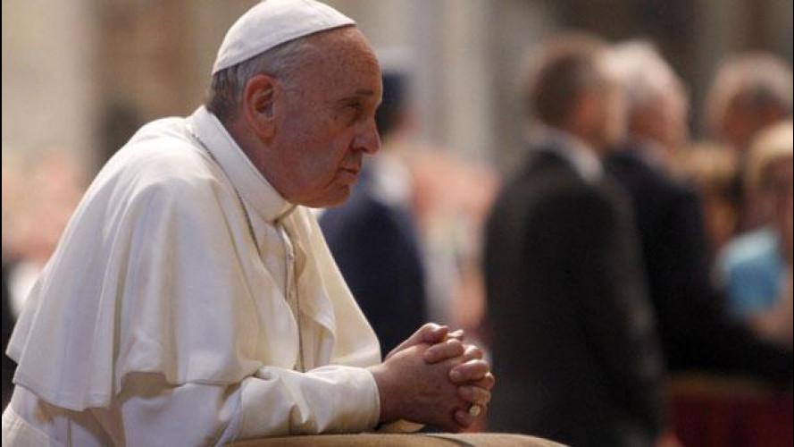 Papa Francesco, una preghiera per Michael Schumacher