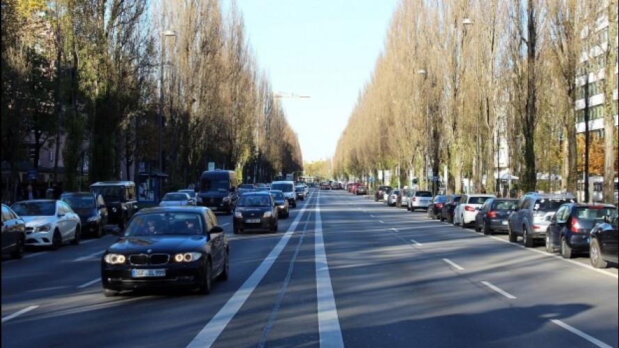Auto Diesel, divieti in vista a Monaco di Baviera