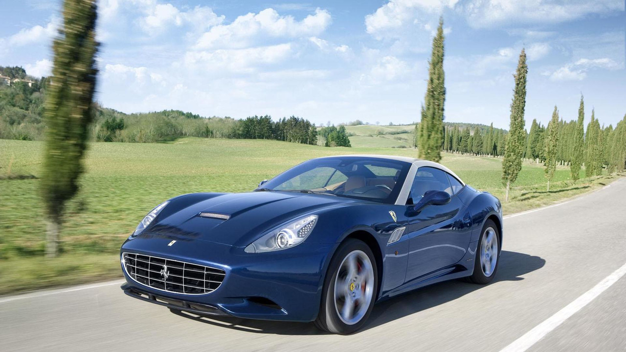 2013 Ferrari California - 15.2.2012