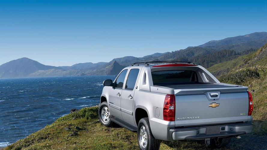 Chevrolet axes the Avalanche - introduces Black Diamond edition to celebrate
