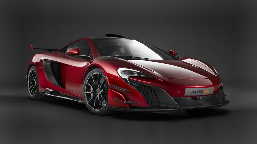 McLaren MSO HS - Les 25 exemplaires ont déjà trouvé preneur !