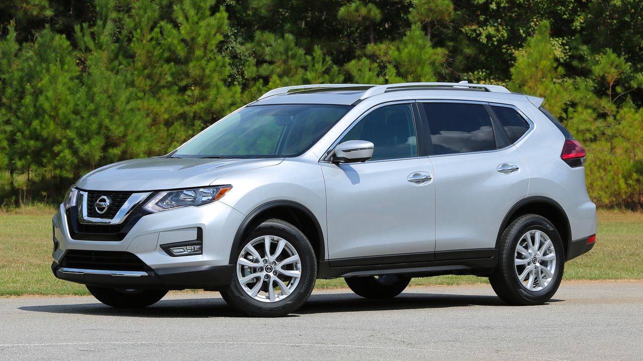 review 2017 nissan rogue
