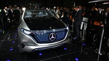 Concept Mercedes Generation EQ Mondial de l'Automobile