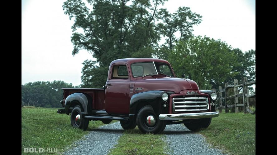 GMC 150 ¾-Ton Pickup Truck