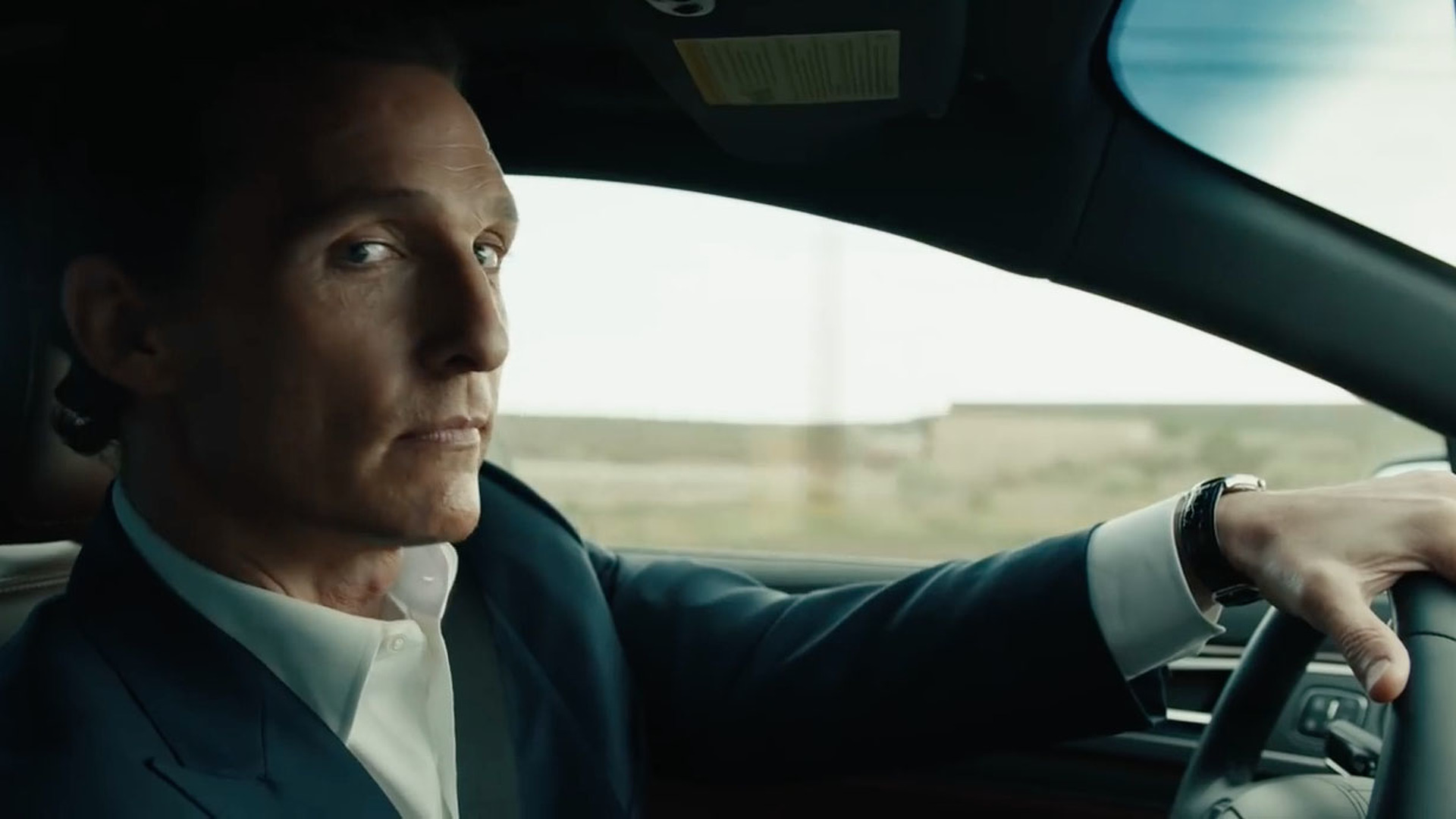 Matthew Mcconaughey Sells The Feeling Of Driving The 2017