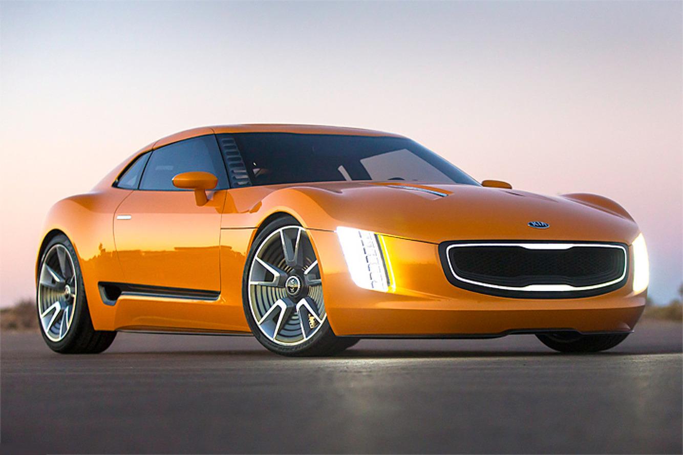 High Performance Kia Sedan and 'Stinger' Coupe Rumored for 2018