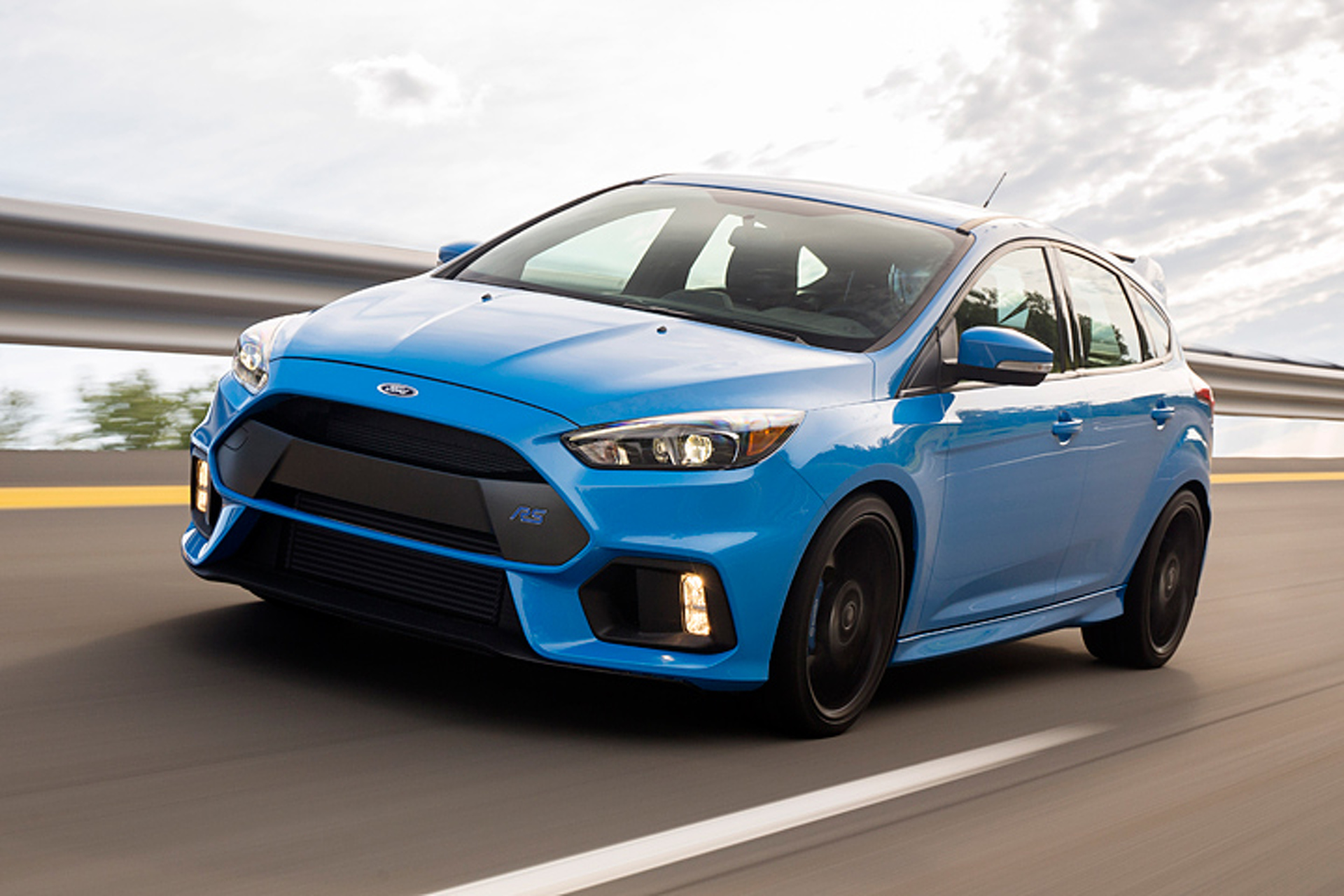 Ford Focus Rs May Lead To Faster Version