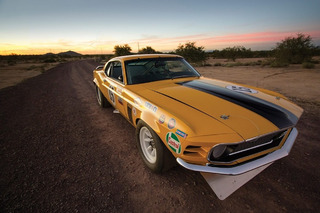 Pristine Boss 302 Trans Am Sells At Auction