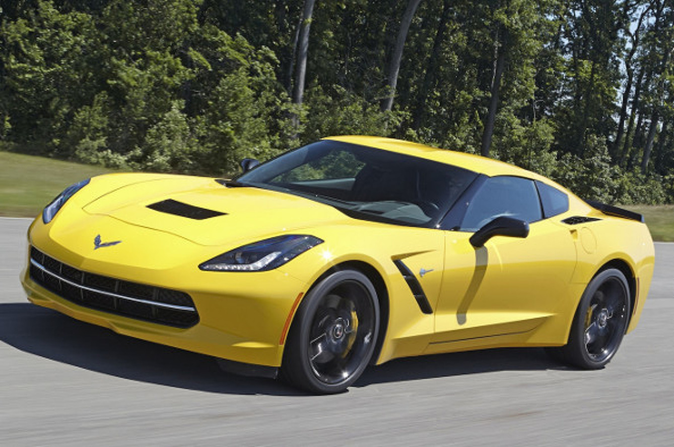 Buyers Paying As Much As $20,000 Extra For Corvette Stingray