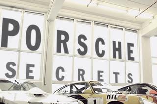 Get a Glimpse at Secrets of the Porsche Warehouse