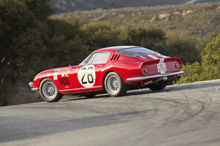 Le Mans Class-Winning Ferrari 275 GTB Competizione Up For Auction