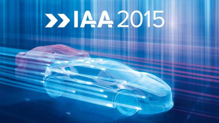 2015 Frankfurt Motor Show Preview