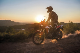 Honda Releases Another Africa Twin Motorcycle Teaser Video