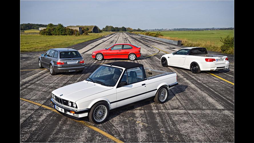 BMW M3: Die geheimen Modelle