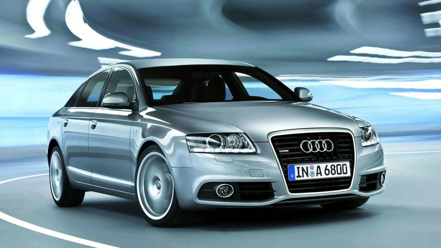 Audi A6 Facelift Revealed Before Paris