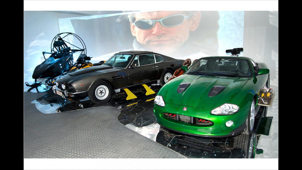 Stirb an einem anderen Tag (2002): Jaguar XKR Convertible