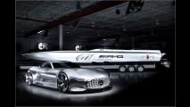 310 km/h zu Land, 217 km/h zu Wasser