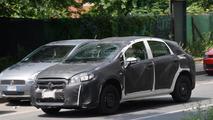 Fiat Bravo successor test mule spied in Italy