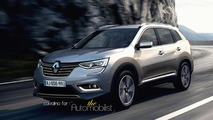 2016 Renault Koleos render