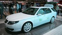 Saab BioPower 100 Concept Debut at Geneva