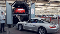 Porsche Transports Half of its New Vehicles by Rail
