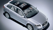 Audi A3 Sportback with Open Sky System