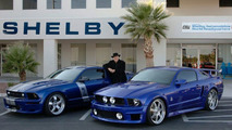 Shelby CS 6 and WCC Mustang