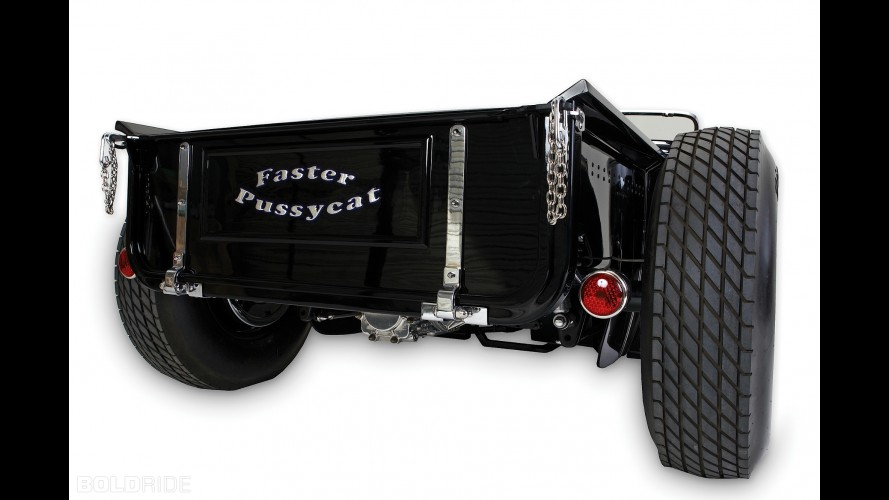 Ford Roadster Pickup Faster Pussycat