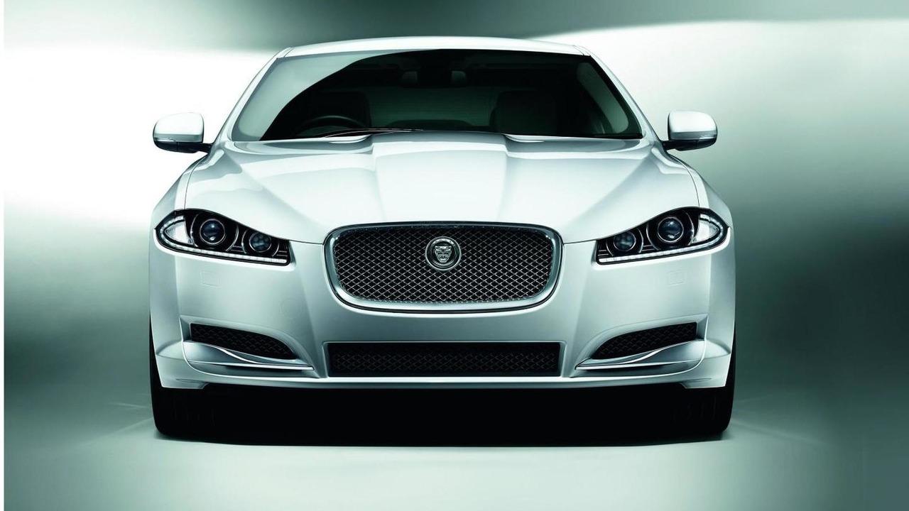 2014 Jaguar XF 11.06.2013