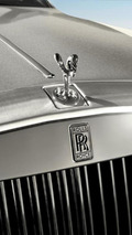 Rolls-Royce Flying Lady statuette 07.1.2013