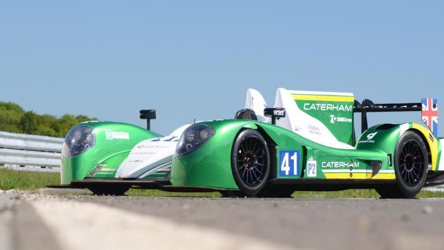 Caterham to race at this year's 24 Hours of Le Mans