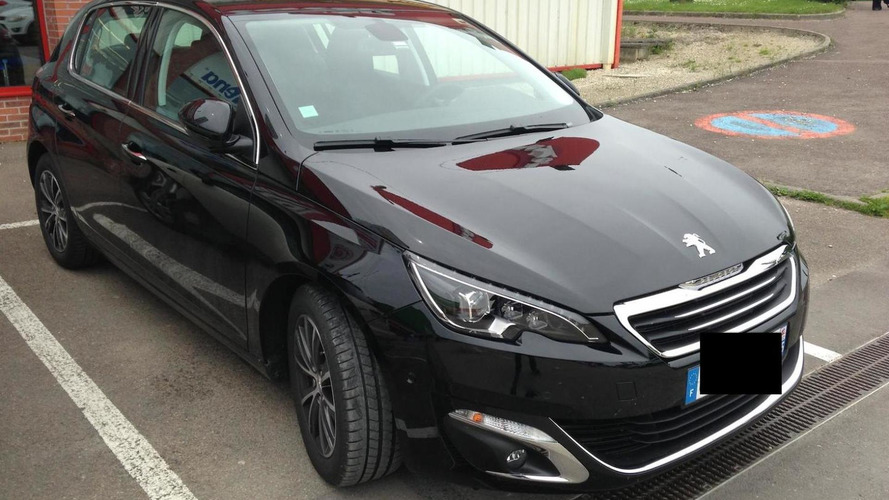 2014 Peugeot 308 specs and pricing released (FR)