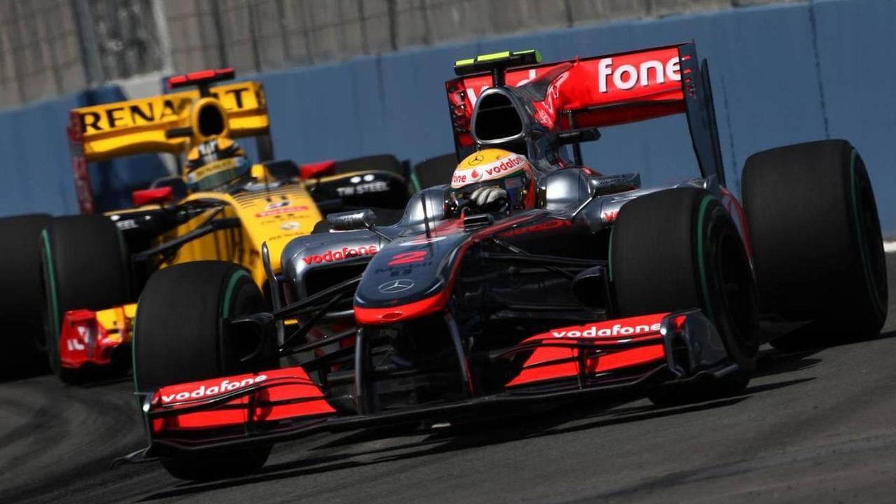 Lewis Hamilton (GBR), McLaren Mercedes, European Grand Prix, 25.06.2010 Valencia, Spain