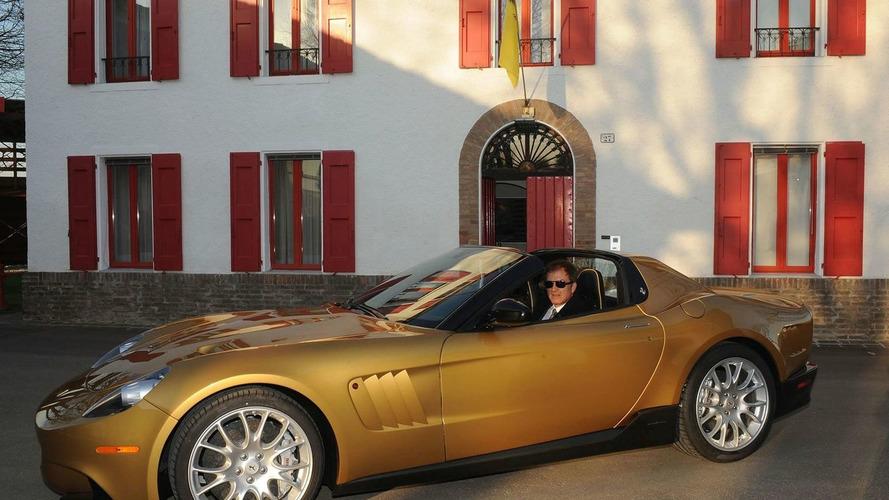 Ferrari Super America 45 announced