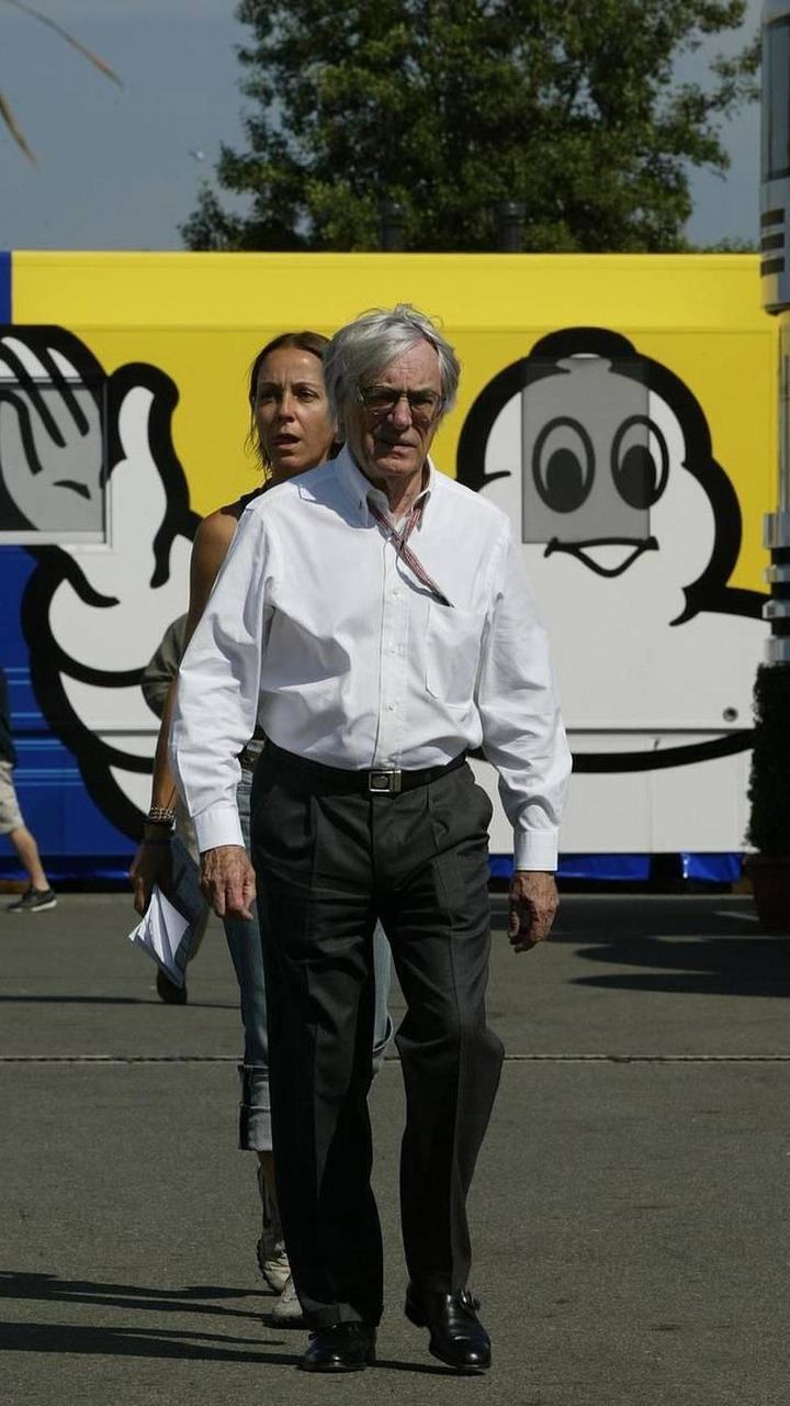 Bernie Ecclestone, GBR - July, Formula 1 World Championship, Rd 10, French Grand Prix, 03.07.2005 Magny-Cours, France