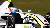 Brawn GP F1 car - Jenson Button