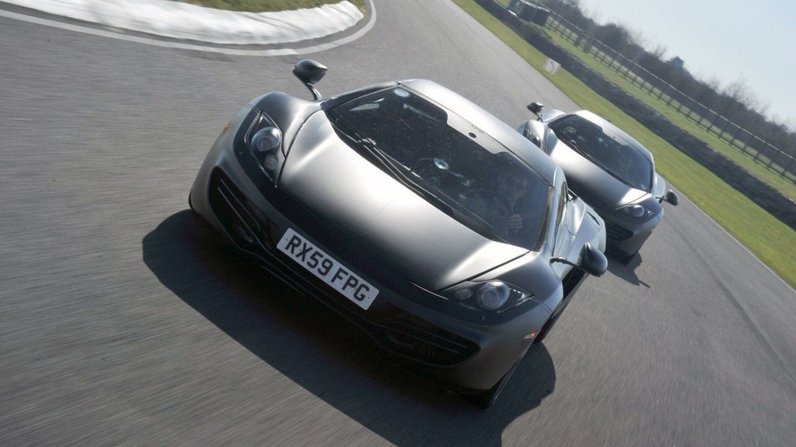McLaren future lineup comes into focus